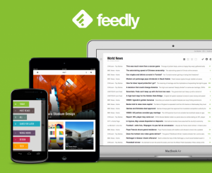 How to set up Feedly as your news aggregator